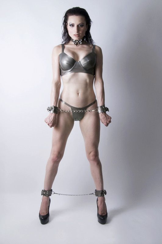 http://vexclothing.com/collections/womens-latex-restraints/products/moderne-wrist-cuffs