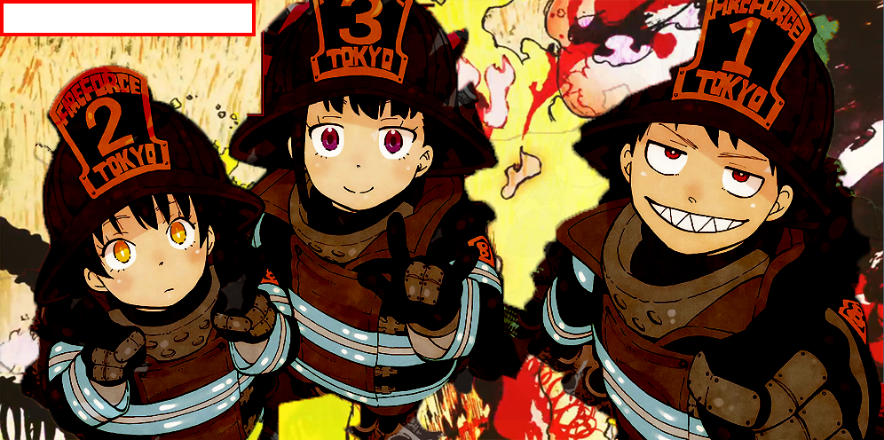 Fire force First impression Anime, Best action anime