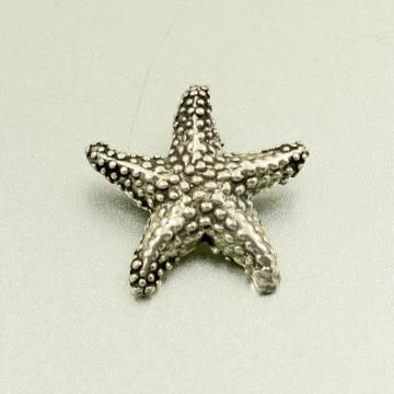 Vintage Sterling Silver Starfish Pendant by mybooms for $32.00