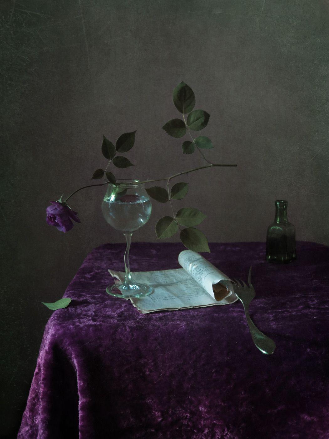 Still Life Photography ***с розочкой© Elena_L Still