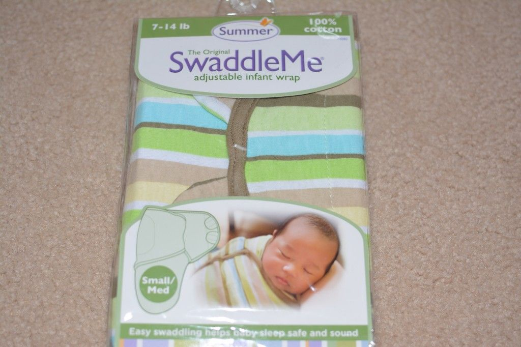 {#Giveaway} Summer Infant Swaddle Prize Pack. ENDS TOMORROW 7/19. US. via @dentistmel #win
