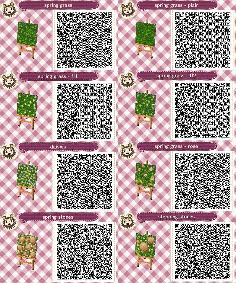 Animal crossing new leaf hhd qr code paths acnl path for Animal crossing new leaf arredamento