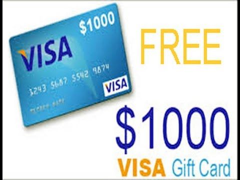 how to get free visa card master card 2017 free virtual care - Earn Free Visa Gift Cards