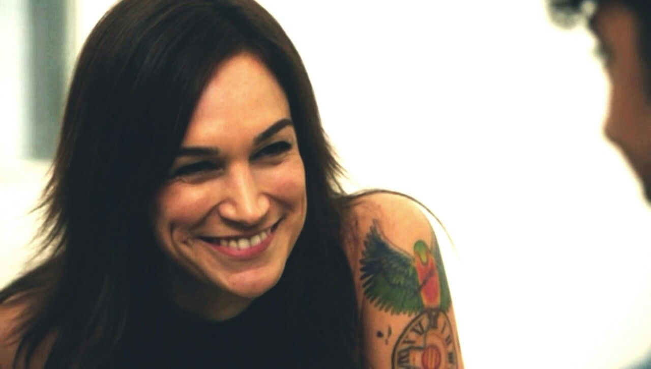 Nicole Da Silva As Franky Doyle With Images Nicole Da Silva