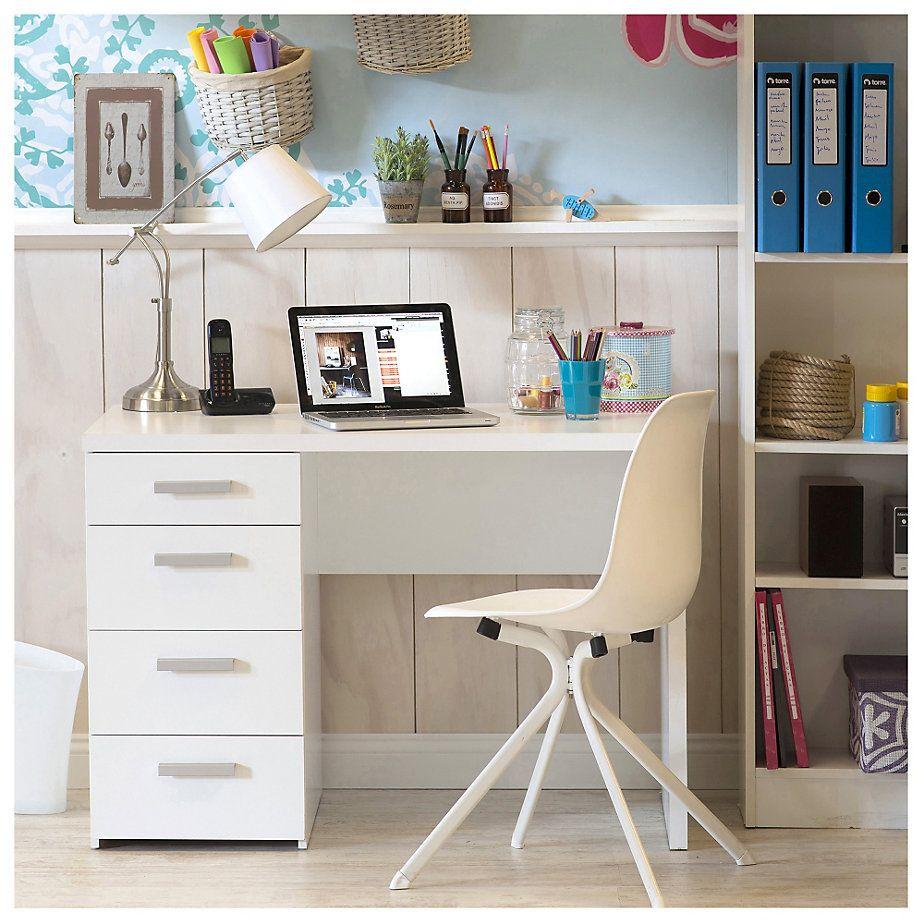 Home escritorios repisas sillas for Sillas de escritorio sodimac