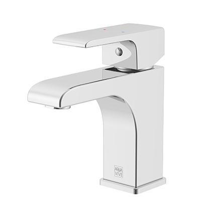 Mitigeur de lavabo Aqua Vive u0027Ootsau0027 chromé Brico 6795 Idée - brico carrelage salle de bain