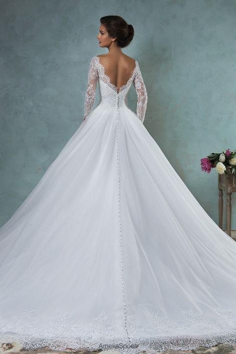 Wedding dress Jessica - AmeliaSposa | BallGown Wedding Dresses ...