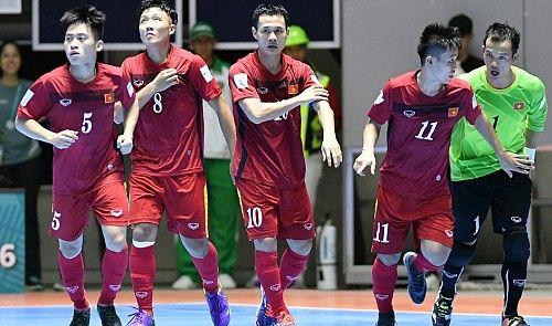 Việt Nam thắng Guatemala trong trận khai mạc tại Futsal World Cup - Trung tâm thể thao tuổi trẻ