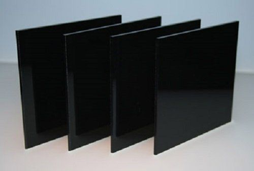 Sibe R Plastic Supply Black Acrylic Plastic Plexiglass Sheet 1 8 16 X16 Plexiglass Sheets Cast Acrylic Sheet Plastic Sheets