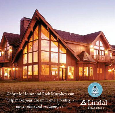 Cedar cabins lindal cedar homes cabin pinterest for Cedar cabin floor plans