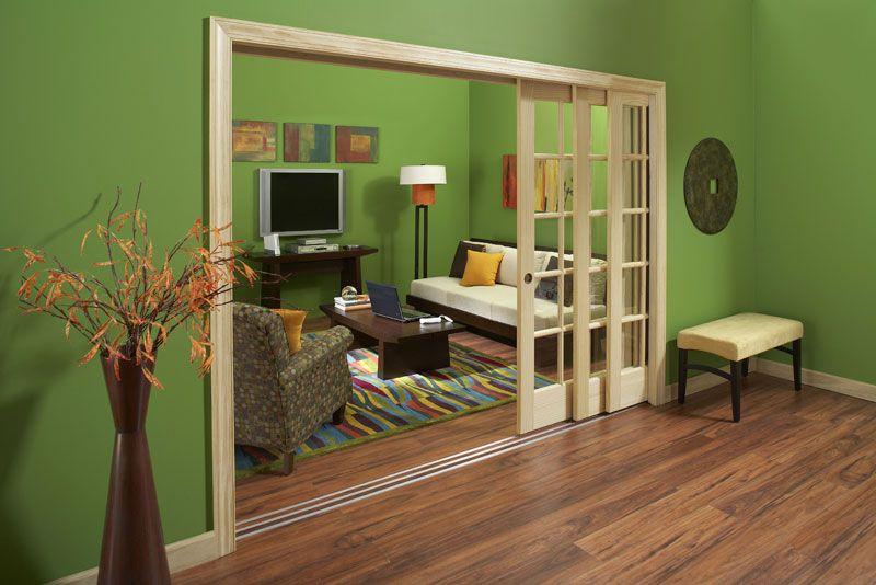 Johnson Hardware Multi Pass Sliding Door Hardware Living Room Spaces Home Interior Barn Doors