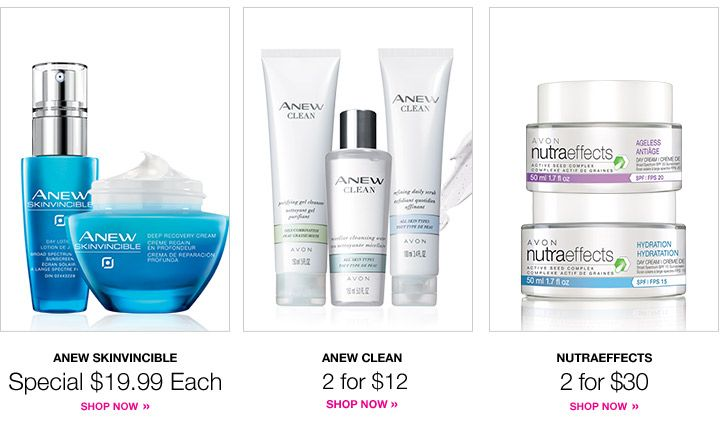 Avon Skin Care Products Are They Really Good Avon Skin Care Skin Care Avon