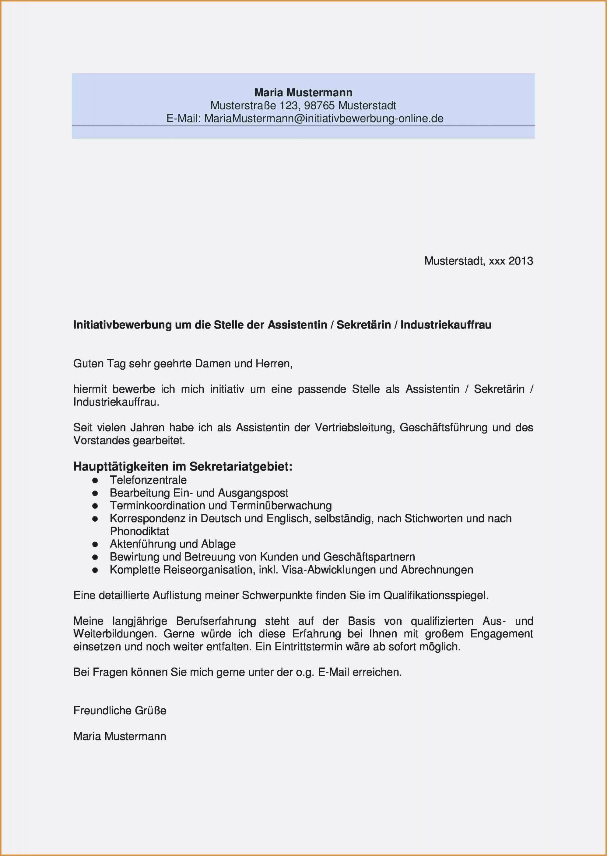 Frisch Bewerbungsvorlage Pdf Briefprobe Briefformat Briefvorlage Lebenslauf Vorlagen Lebenslauf Bewerbung Anschreiben Muster