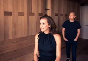 Getting Ready In the Hamptons With Jason Wu and Mathilde Thomas | coveteur.com