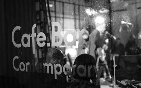 nottingham contemporary, cafebar, nottigham, uk
