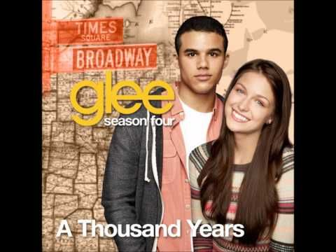 Glee A Thousand Years By Christina Perri Feat Steve Kazee