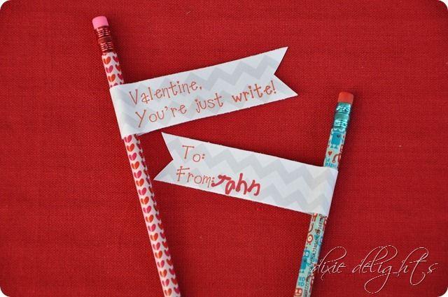 You're Just Write {Free Printable} | Valentines printables ...