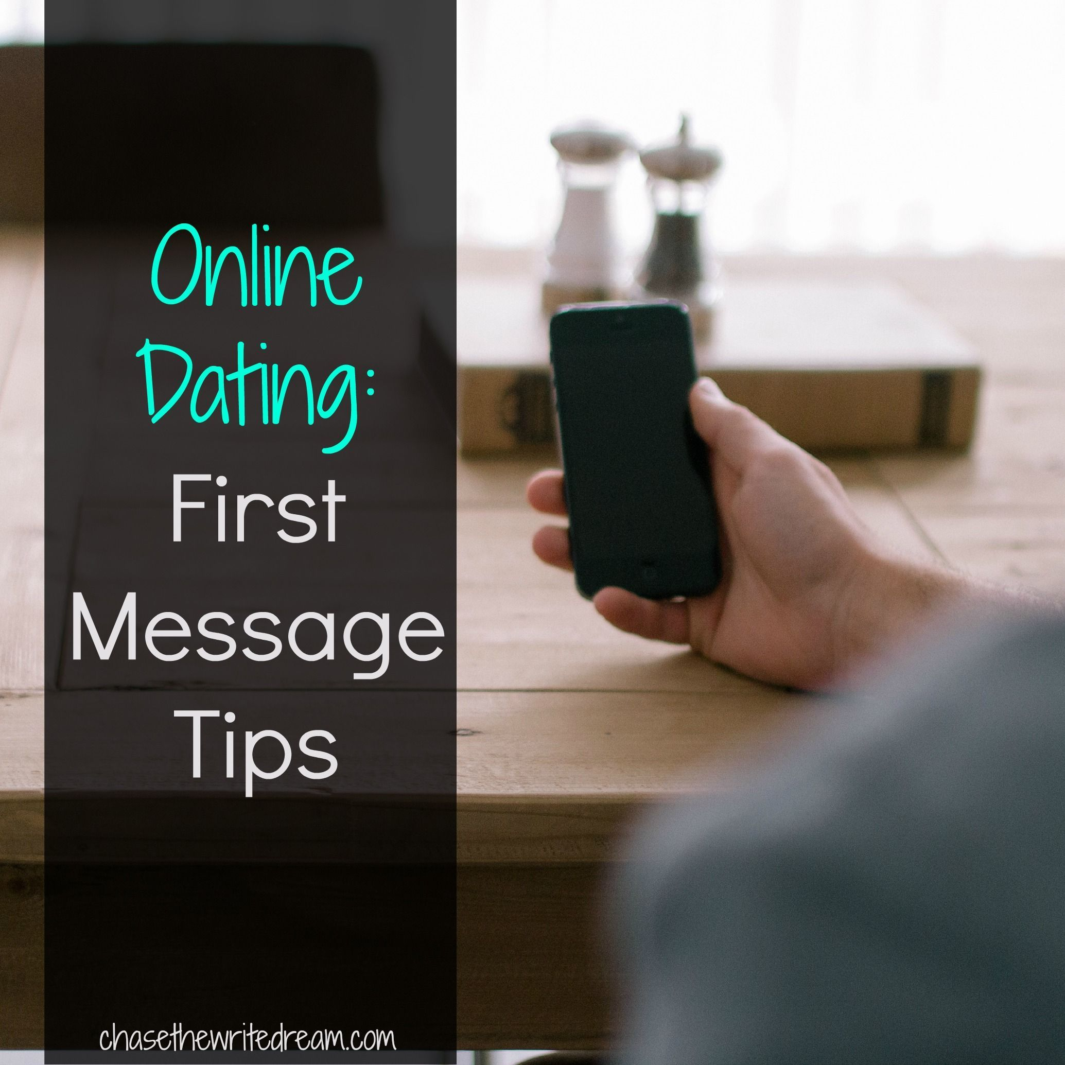 Tips for writing online dating messages