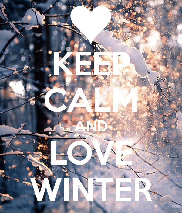 Pin by Susan Esslinger on Winter's Words Keep calm