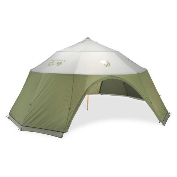 Mountain Hardwear Yurtini Tent. SkiMag.com