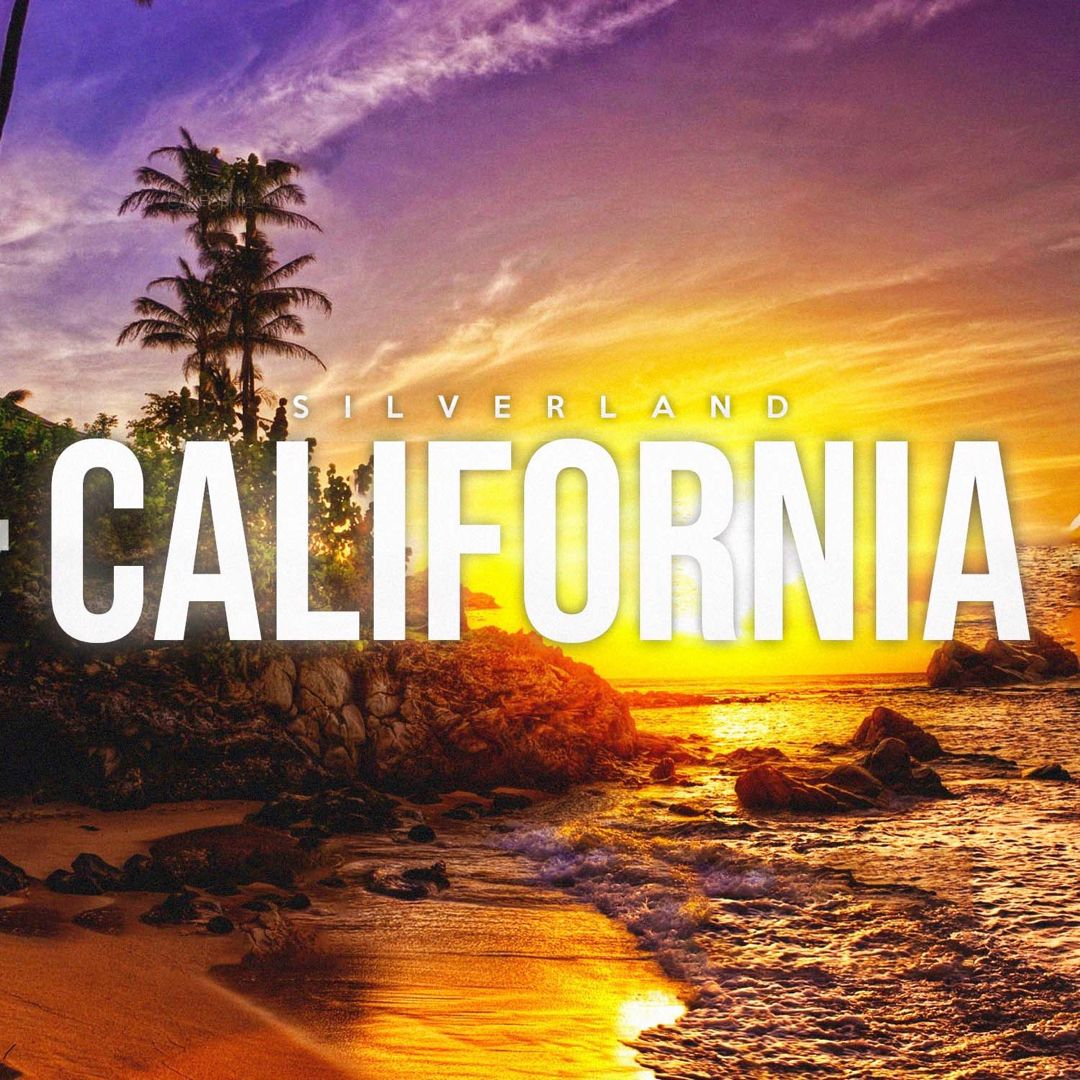 "Out Friday 31st May 2019 iamsilverland ""California"" DJ's"