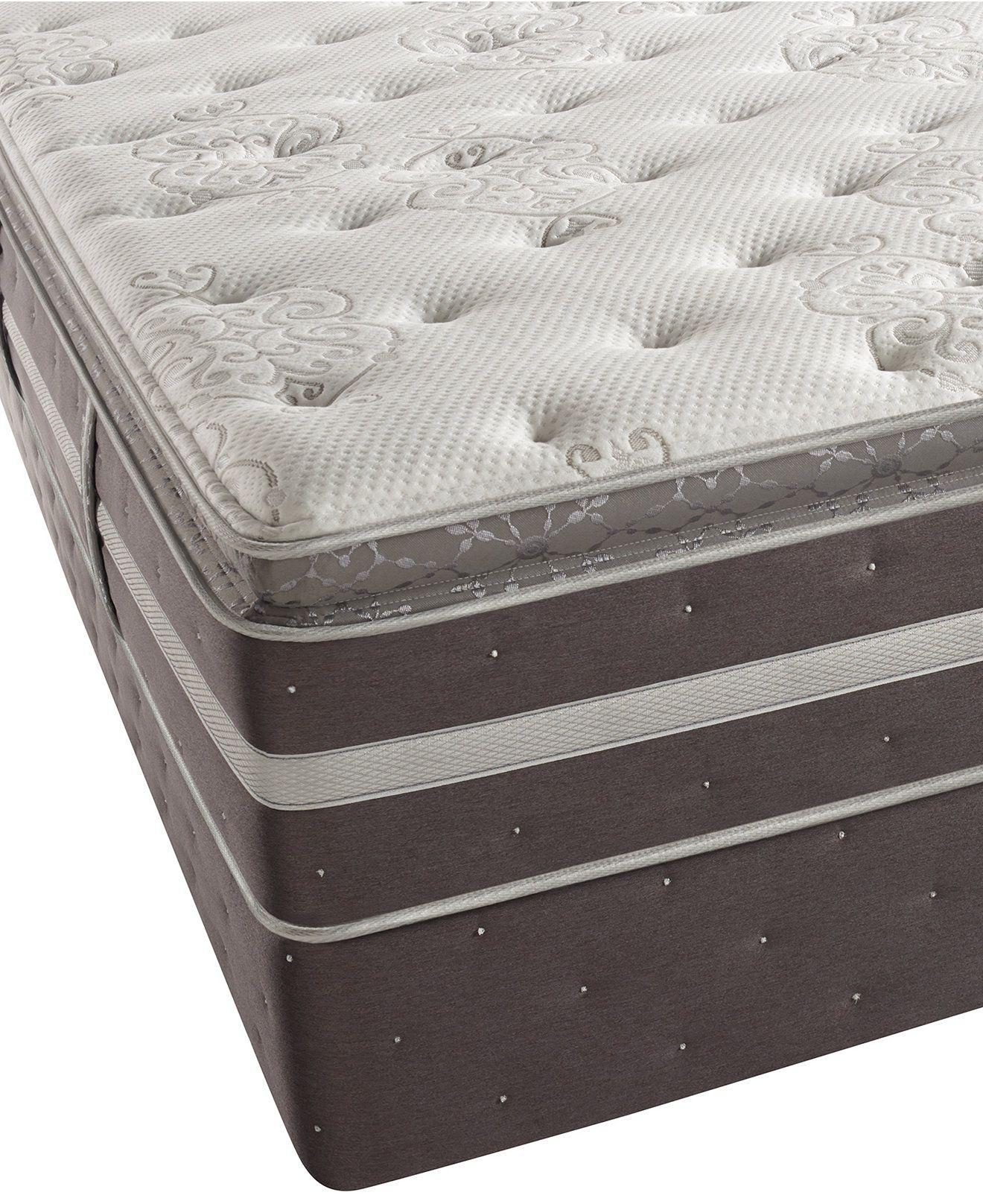 Beautyrest Recharge World Class Sonora Pillowtop Luxury Firm