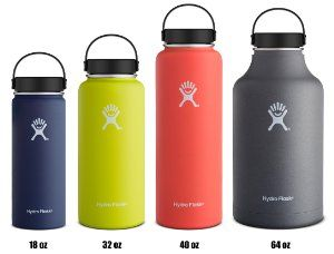 Hydro Flask 40 Oz Double Wall Vacuum Insulated Stainless Steel Leak Proof Sports Water Bottle Wide Mouth With Bpa Free Flex Hydroflask Insulated Bottle Bottle