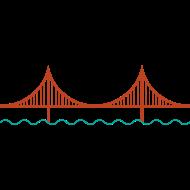 Designs Commoditees Design Bridge Logo San Francisco Golden Gate Bridge