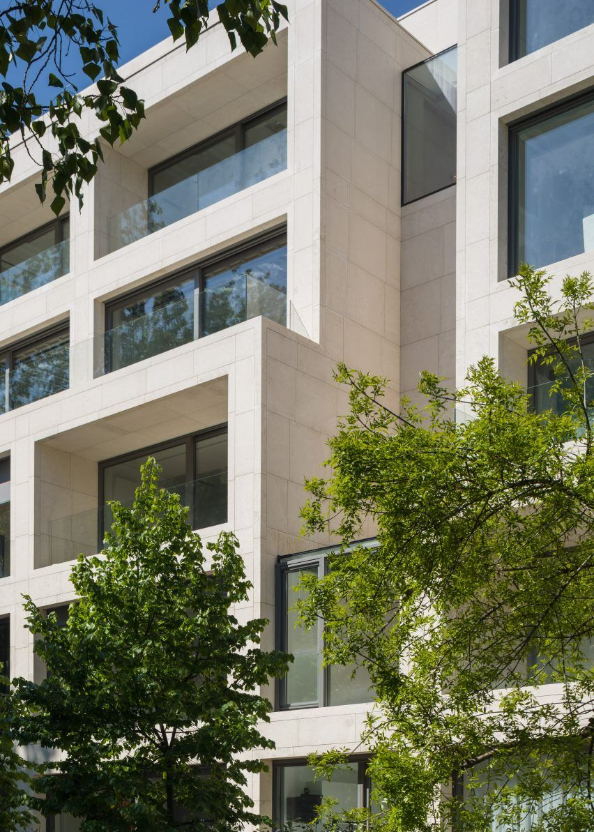 Londra Housing by ADNBA | commercial projects | Pinterest