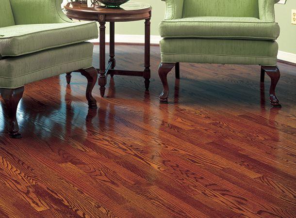 Red Oak · Red OakBourbonFlooring TypesHardwoodColours - Red Oak Solid Wooden Floor Pinterest Red Oak