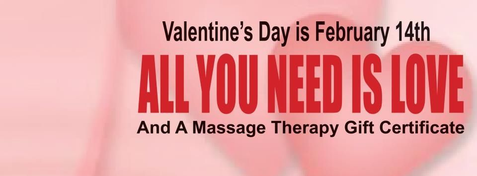 All You Need Is A Massage For Valentines Day Www Vlmassage Com Valentine Massage Massage Marketing Valentine Day Massage