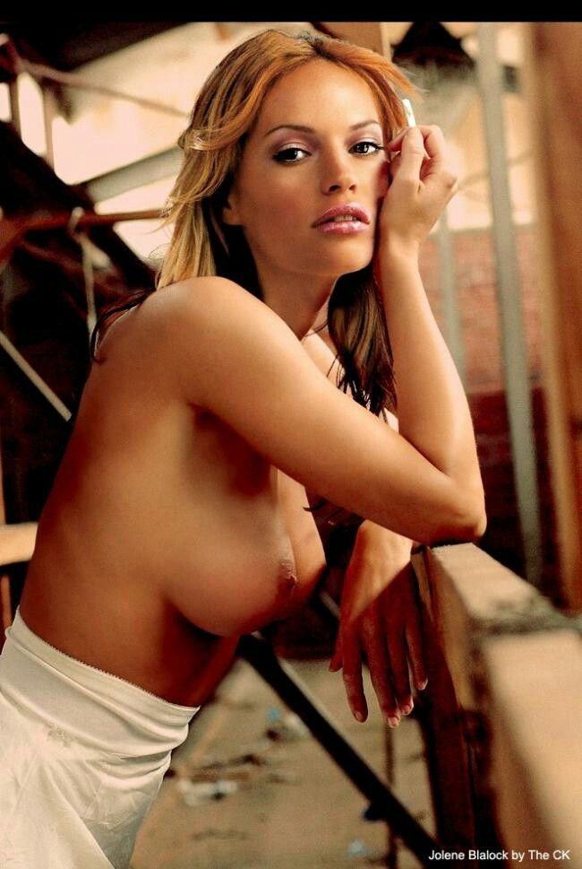 Jolene blalock naked pictures