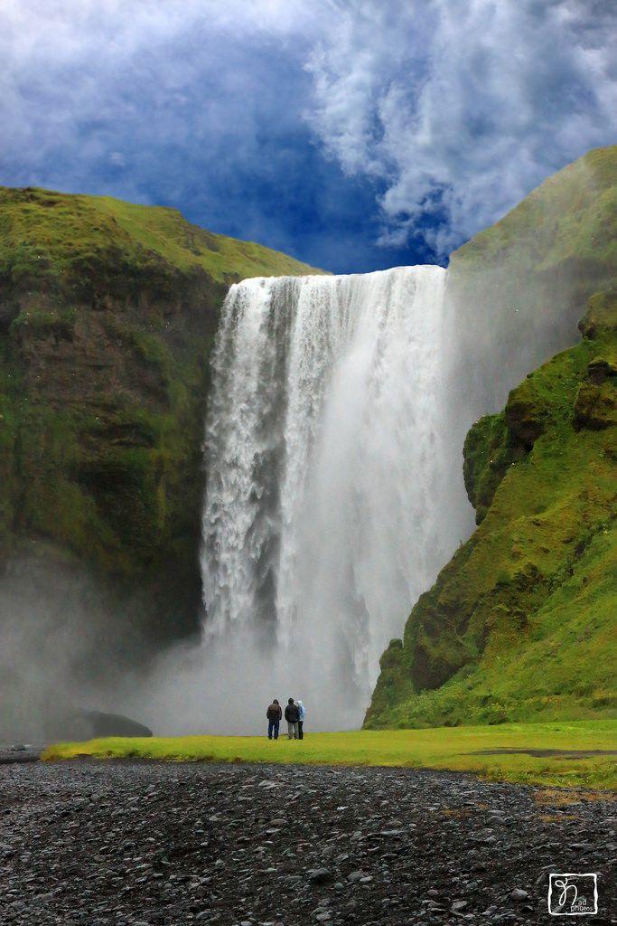 Skógafoss, Iceland by naD photos