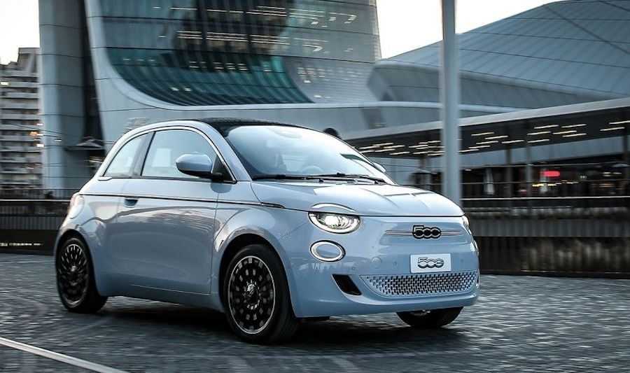 2020 Fiat 500e Allnew and Electric Only (Gallery