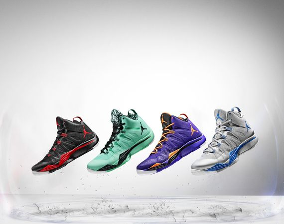db93d39b86bbb Jordan Super.Fly 2 - Officially Unveiled with Blake Griffin | Style ...