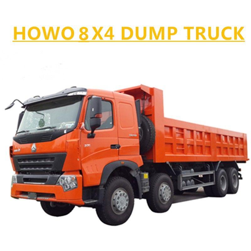 Sinotruk 12 Wheel Dump Truck Trucks Dump Truck Toy Car