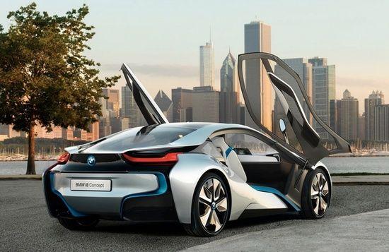 Bmw I8 Concept Making Hybrid Cars Customized Cars Luxury Sports