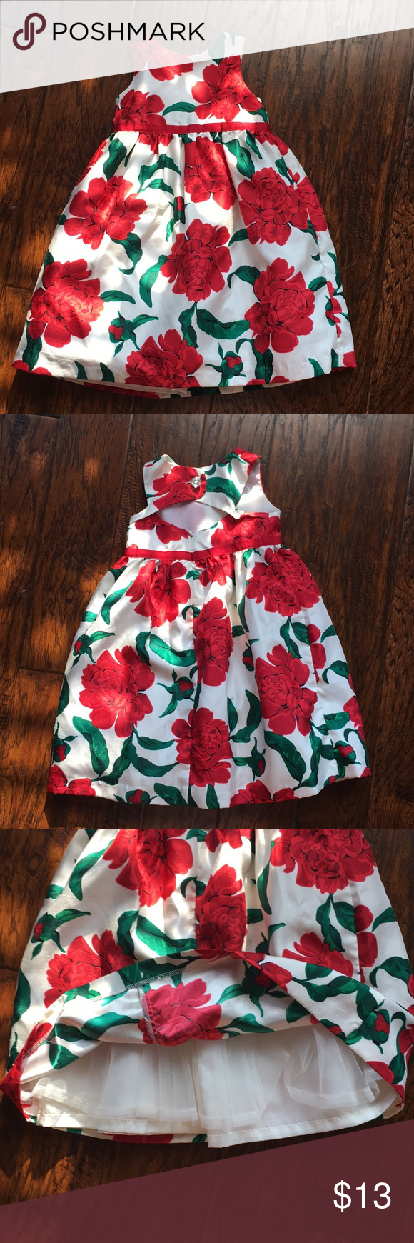 Gymboree Party Dress Girls 4t I Loved These Colors Original Owner And Gently Used Gymboree Dresses Formal Girls Party Dress Clothes Design Girls Dresses [ 1740 x 580 Pixel ]