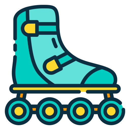 Roller Skate Free Vector Icons Designed By Good Ware Vector Free Free Icons Vector Icon Design