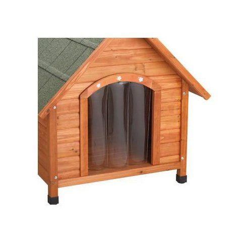 Ware Premium Plus A Frame Dog House Door Flap X Large