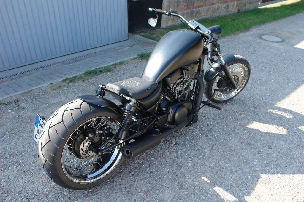suzuki intruder vs 1400 custom bike chopper ebay bike. Black Bedroom Furniture Sets. Home Design Ideas