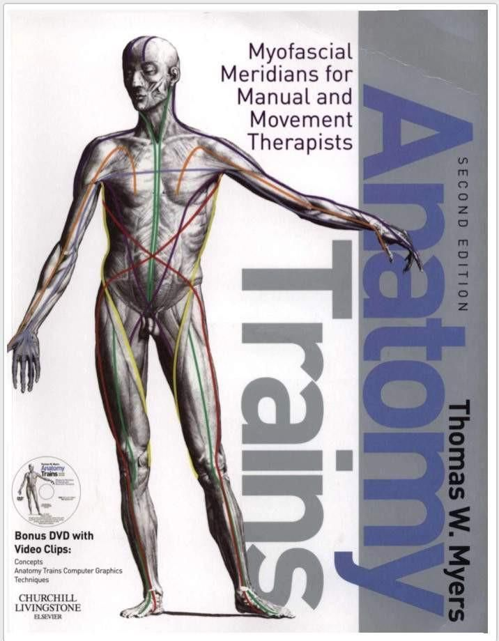 Anatomy Trains 2nd Edition by Thomas W. Myers Online Textbook ...