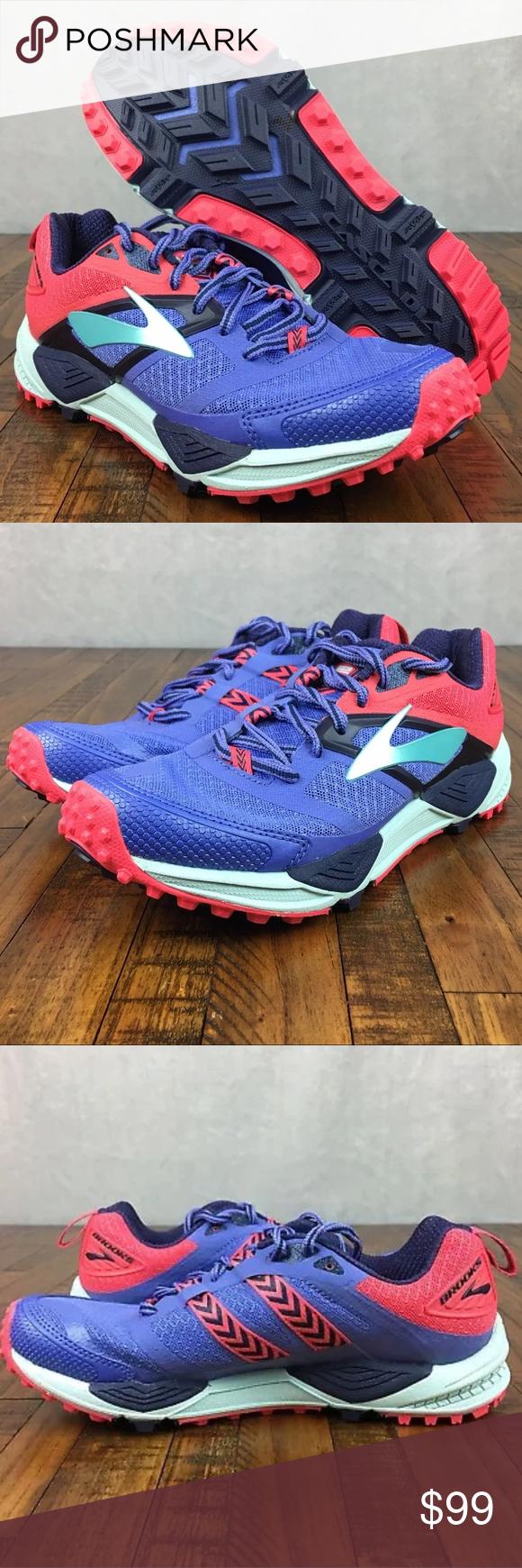 7798f02fa82 NEW Brooks Cascadia 12 Trail Running Sneakers Shoe BROOKS CASCADIA 12 TRAIL  RUNNING SHOES  1202331B422 Size  8