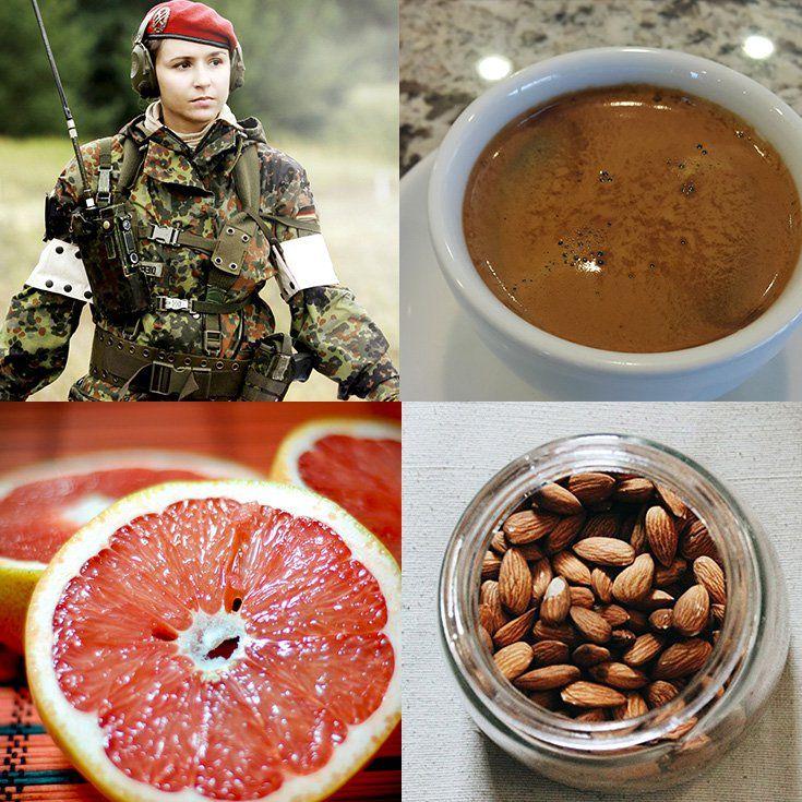 La verdad sobre la dieta militar