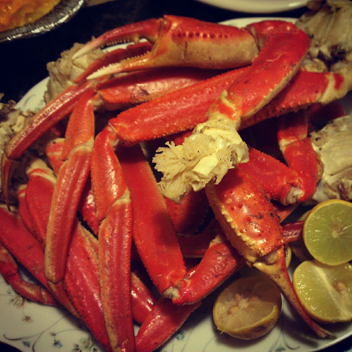 CostCo has the best quality King Crab Legs!   Epic Foods