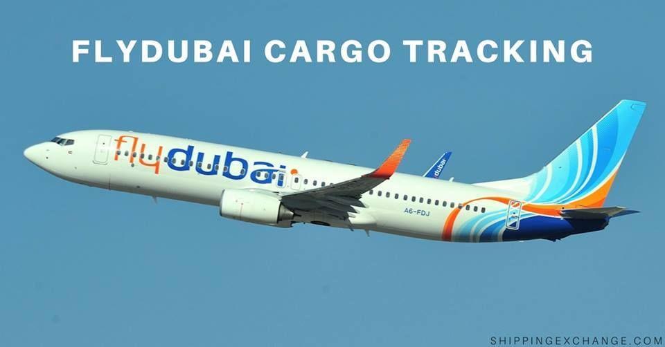 Flydubai Tracking - Track & Trace Flydubai air cargo and get