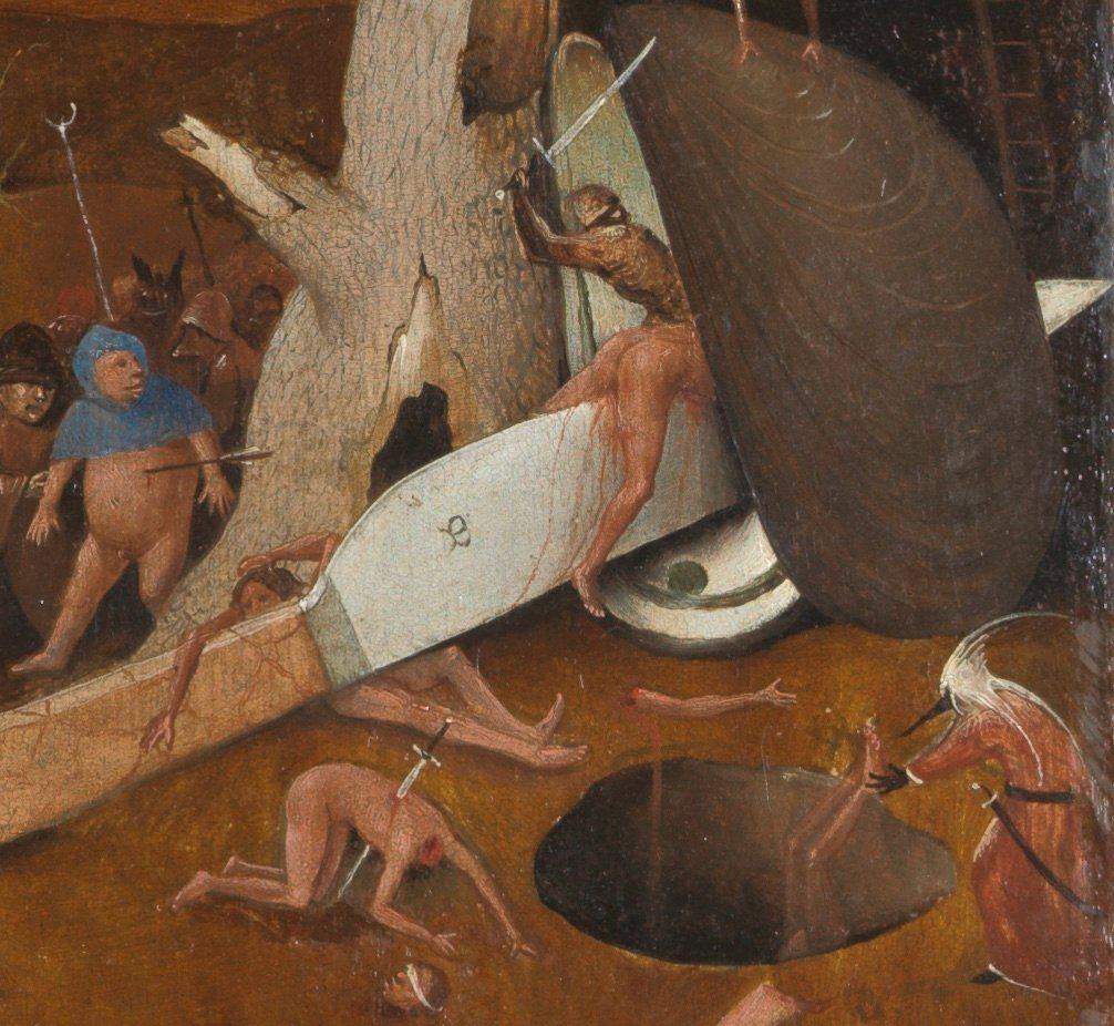 Art Gone to Hell: A Boschian Bestiary
