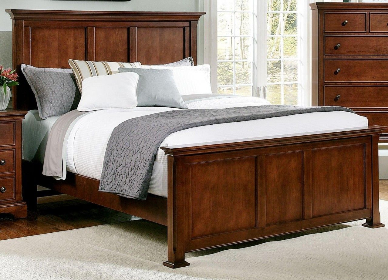 All American Mother S Collection Cherry Master Bedroom