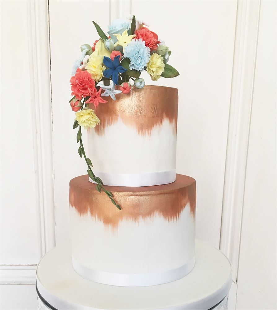 Caked in London - Wedding Cakes | hitched.co.uk | Cake | Pinterest ...