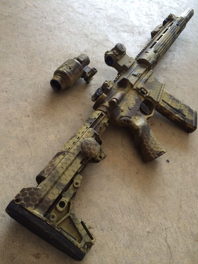 15 Best Images About An Apartment Out Of Time By Henry: AR-15 Rattle Can Paint Job Pics